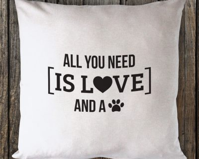 All You Need is Love & a Paw