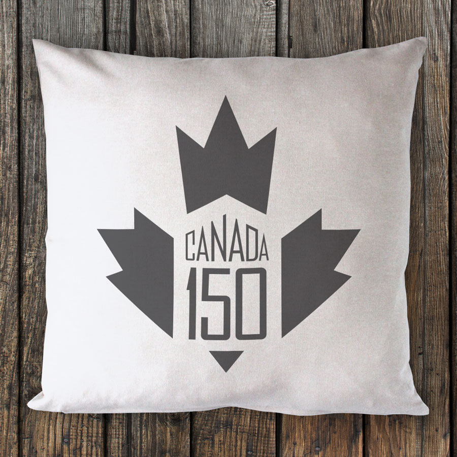 Canada 150 – Charcoal