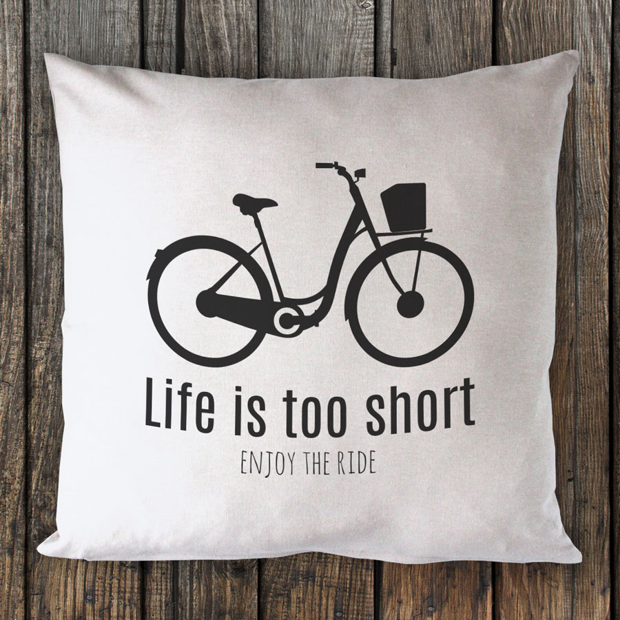 Life Is Too Short – Black
