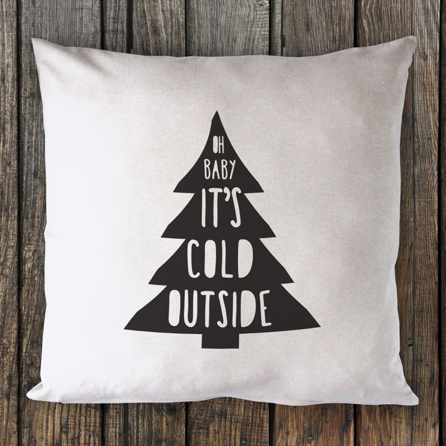 Oh Baby It's Cold Outside – Black