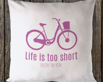 Life Is Too Short – Pink